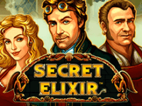 Автомат Secret Elixir на деньги